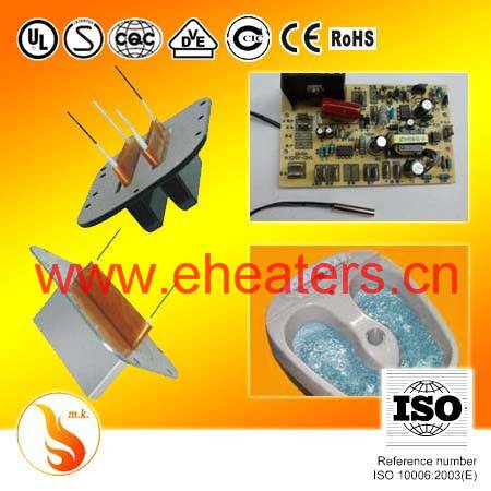 electronic heating device ( ptc basis) for foot massage
