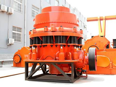 High-efficient Cone Crusher