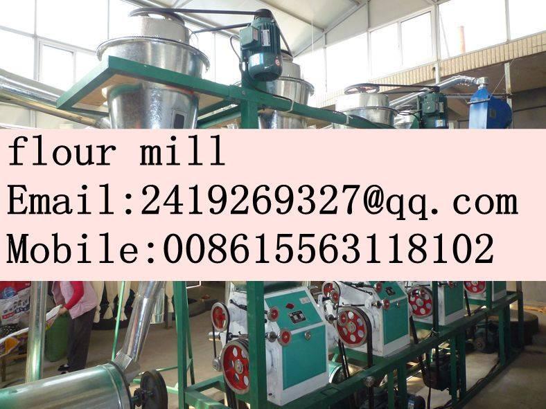 wheat flour equipment