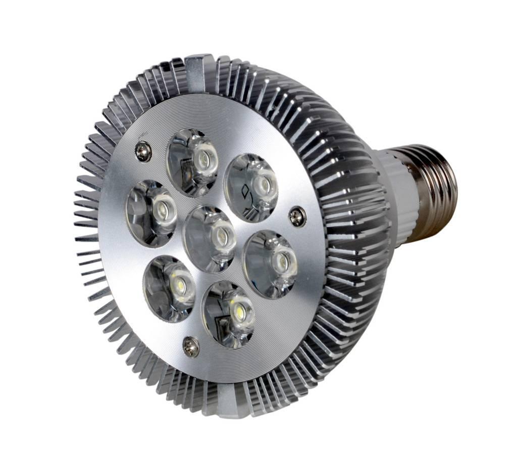 Hot sale LED spotlight 7W CREE chip high power LED spot light E27 B22