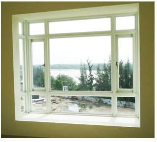 Aluminium hopper window TK1039