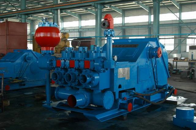 Triplex Mud Pump API