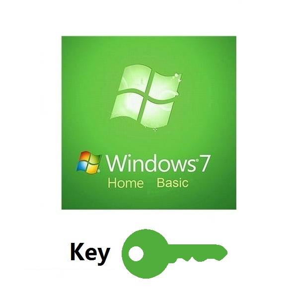 Microsoft Windows 7 Home Basic Key
