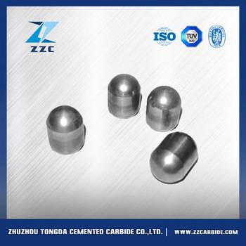 high quality cemented carbide Spoon Button