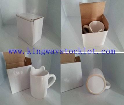 stocklot mug,closeout mug,overstock mug,liquidation mug,surplus mug,excess inventory mug