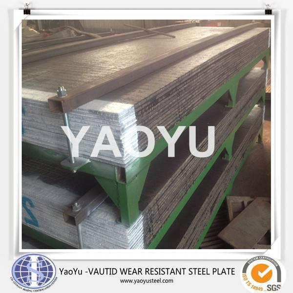 bimetallic wear resistant steel plate