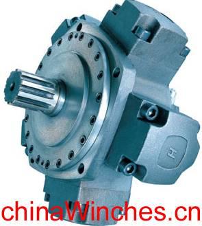 MR7000, MR6500, MR4500, MR3600, MR2800 Hydraulic CALZONI MR Motor