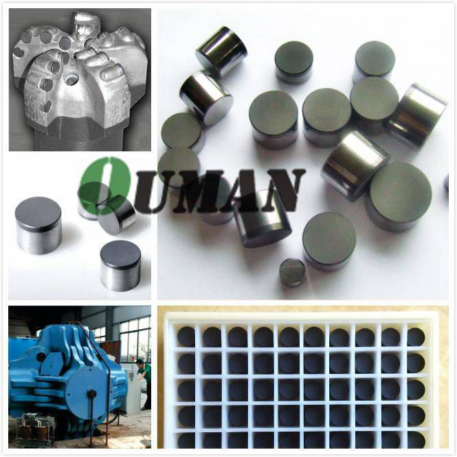 low price and high quality PDC cutters