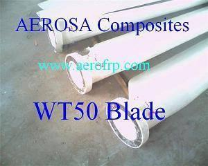 wind turbine blade WT50-5KW