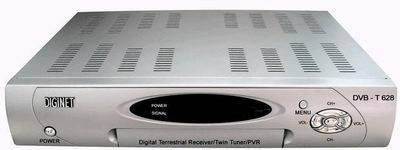 sell two tuner PVR DVB-T receiver
