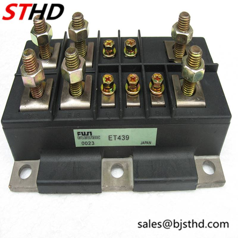wholesale New Original Fuji elevator parts Switch Rated current 50A 1200V IGBT IPM Module 7MBR50SB12