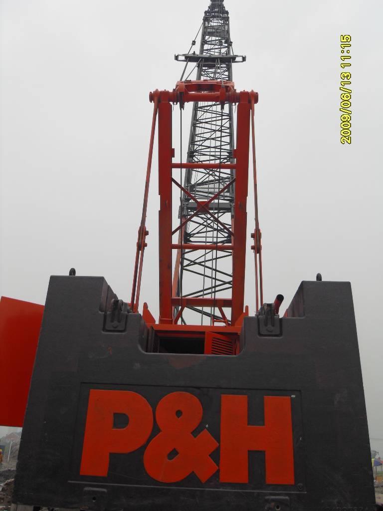 used p&h 5170 150ton crawler crane for sale,