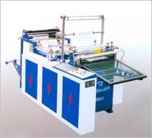 Computer-Controlled Single Film Bag Sealing and Cutting Machine