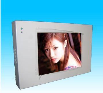 8inch LCD advertising player