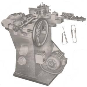 gem clips making machine