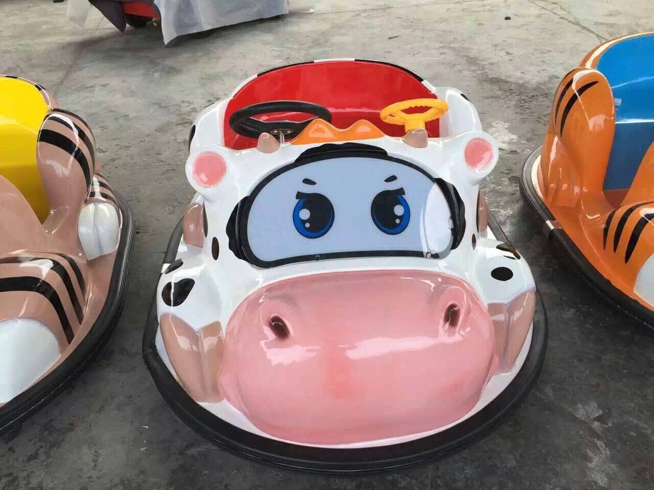Coin Operated Bumper car for two people