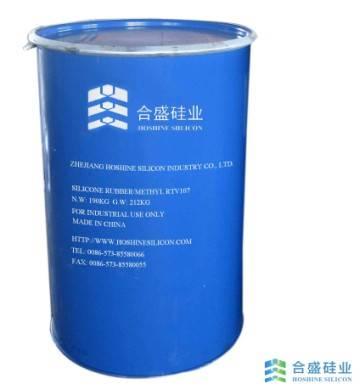 Silicone Rubber/Methyl RTV107