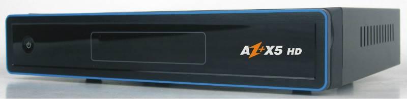 AZ+X5 HD DVB S2 satellite receiver STB set top box