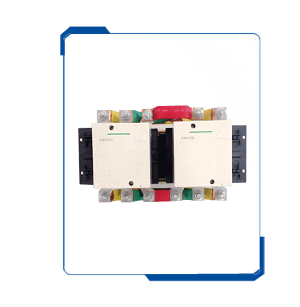 LC1-FN 3 phase Mechanical Interlock switch convertible Reversible contactor