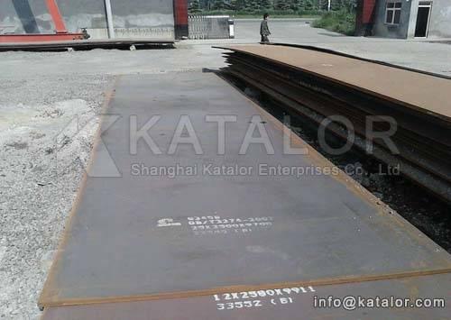 UNE36011 C55K steel plate high carbon steel