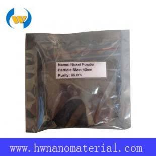 High Purity Electron Material Nano Ni Nickel Powder
