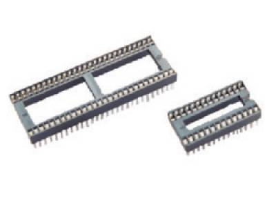 IC Socket Pin pitch:1.778mm Part No.IC2-3-1.778