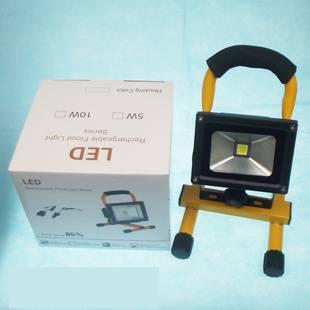 Rechargeable Portable Floodlights, 5W/10W/20W/30W/50W, Samsung Battery, Battery Powered LED Flood Li