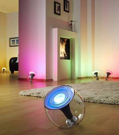 Livingcolors LED Light with Color Wheel Remote
