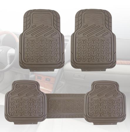 universal pvc car floor mats