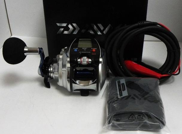 Daiwa Seaborg 300MJ Electric Fishing Reel