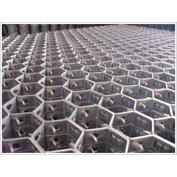 Hexagonal Shape Hexsteel Mesh, High Temperature Resistant, Corrosion Resistant