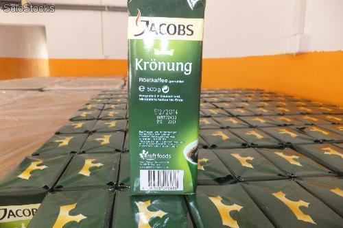 JACOBS Kronung Ground Coffee 250g/500g