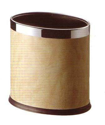 DOUBLE LAYER OVAL ROOM DUSTBIN