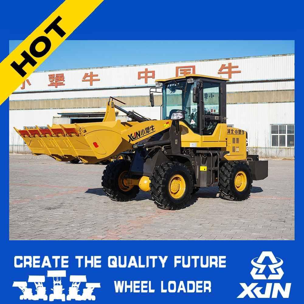 Construction machinery ZL19 Wheel Loader