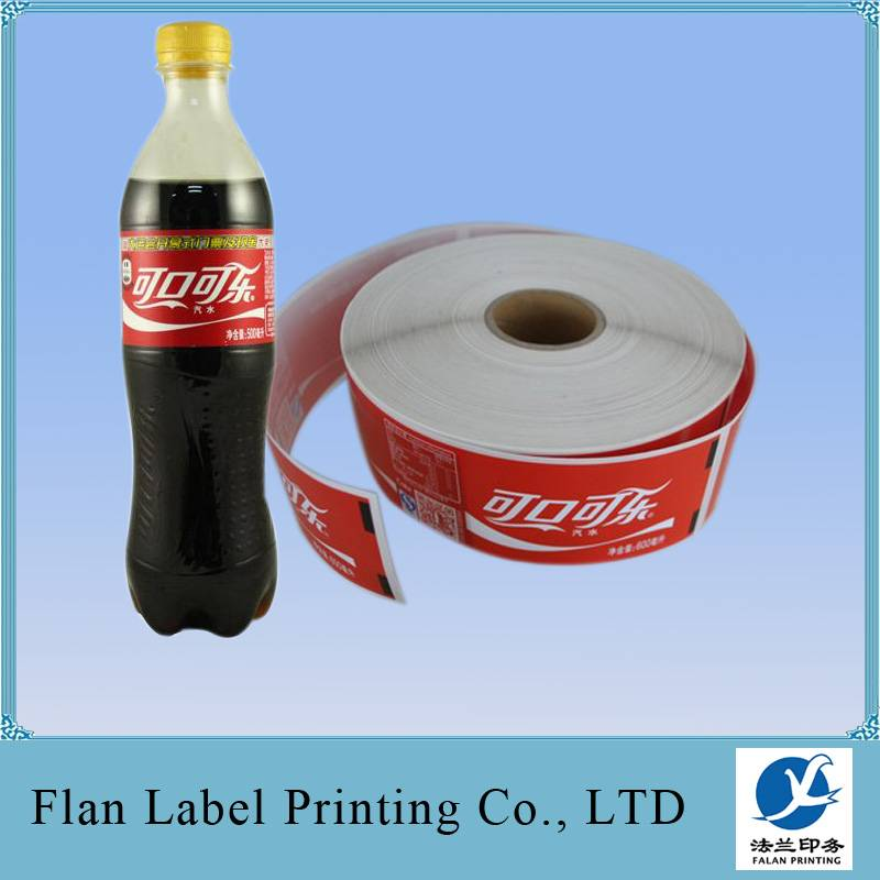 Beverages private label printing