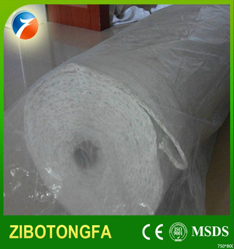 heat resistant thermal insulation ceramic fiber cloth