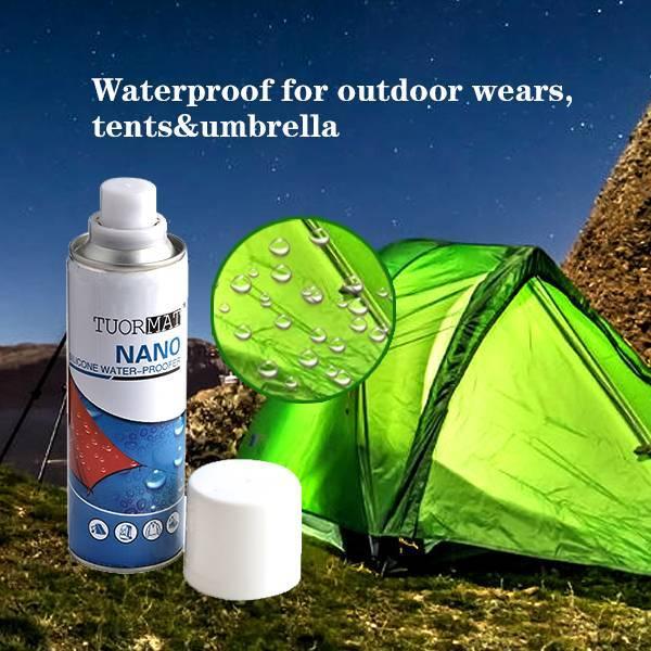 Tourmat nano fabirc water repllent spray