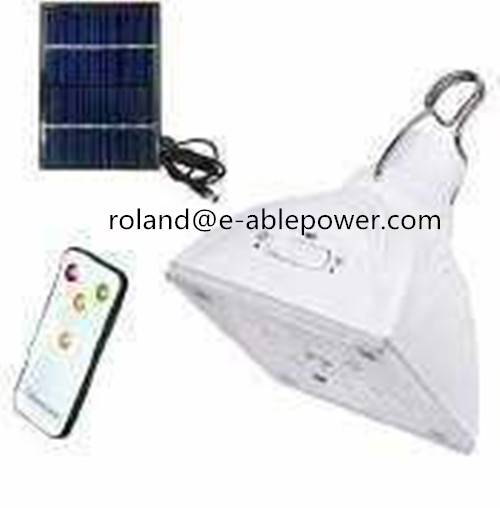 Solar Power Bulbs