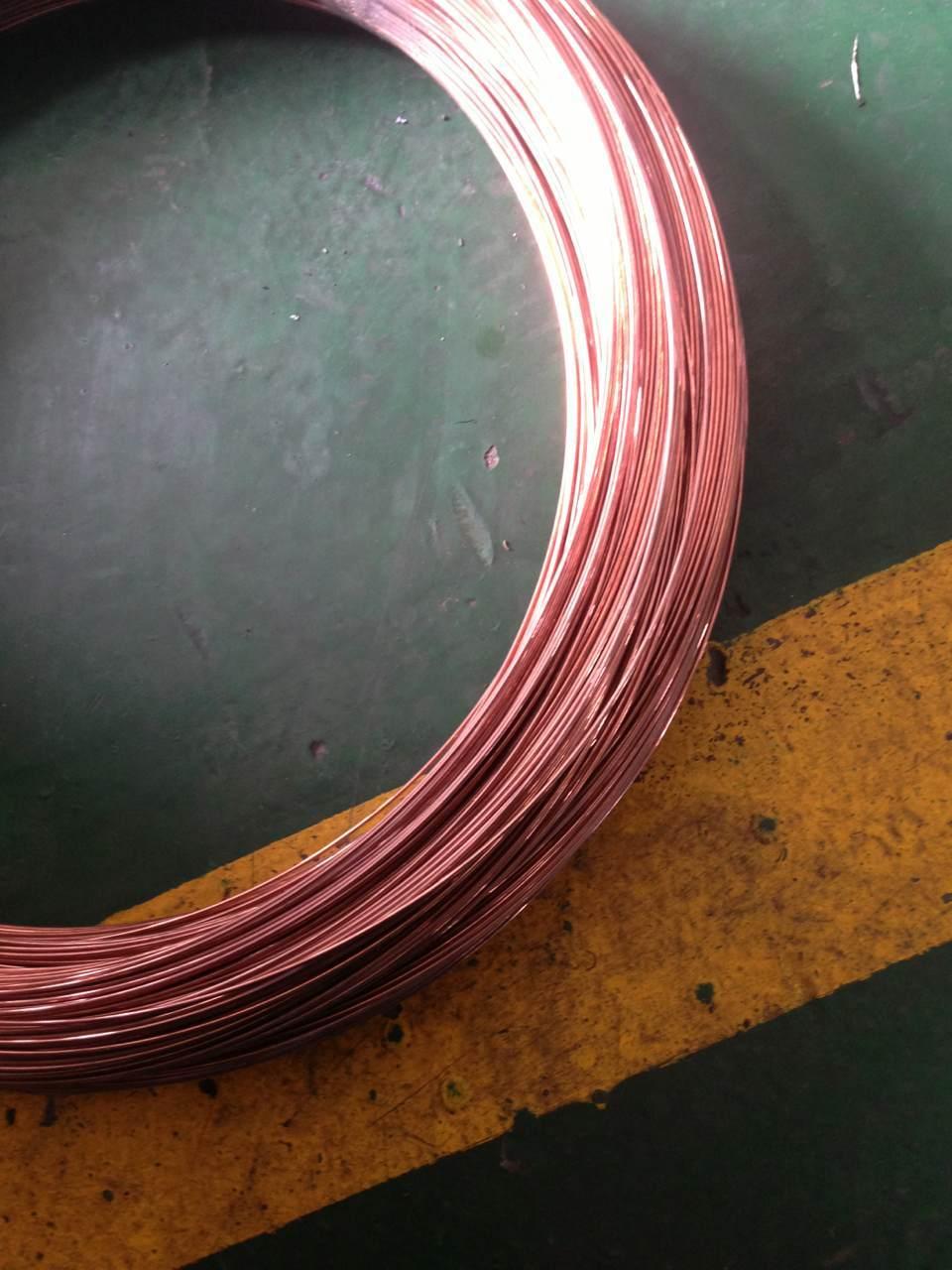 2.0850 Nickel Beryllium Copper Wire