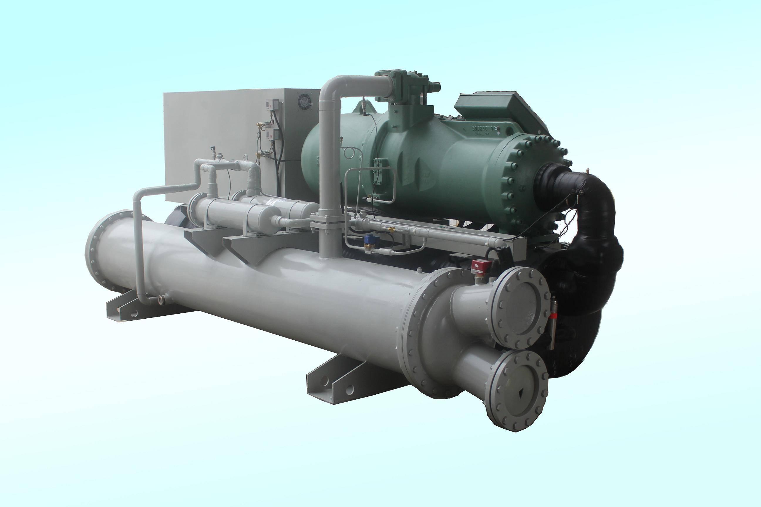 Water-Cooled Screw-Compressor Liquid Chillers