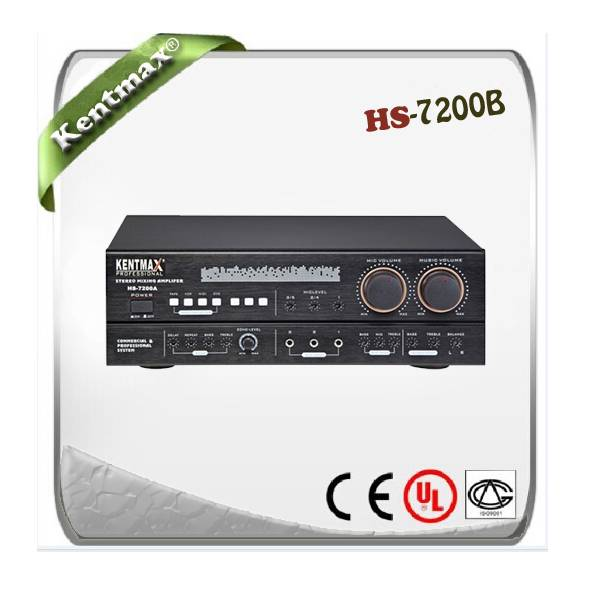 Sell HS-7200 karaoke KTV amplifier