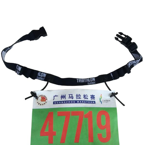 Race Number Belts