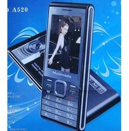 Wholesale Cheapest Dual sim card TV Mobile phone W520