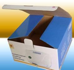 Corrugated Box, Carton