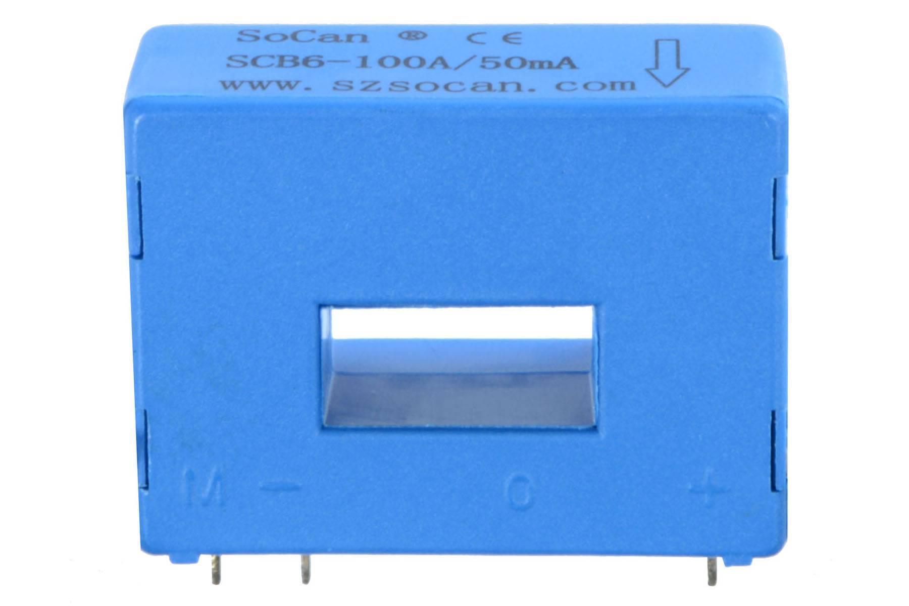 sell SCB6 Series Hall Close Loop Current Sensor