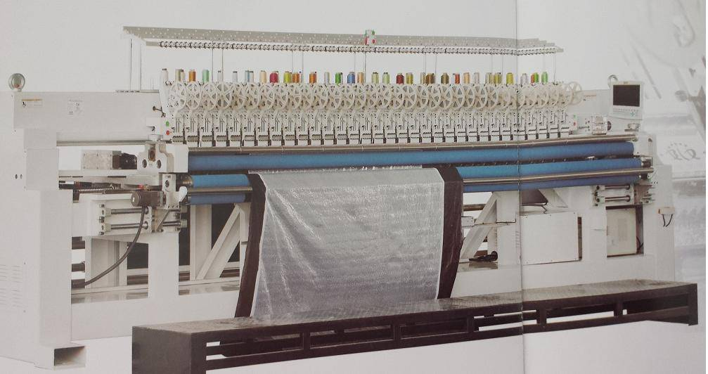 333 computer quilting machine