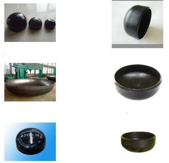 Carbon steel cap ANSI B16.9