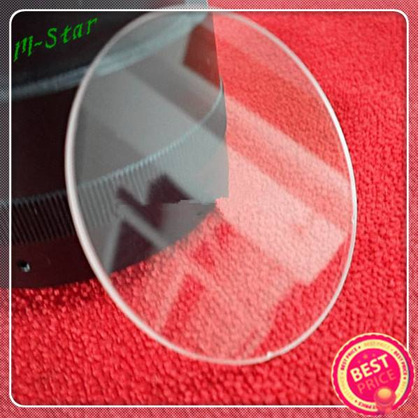 high quality clear fused quartz glass plate