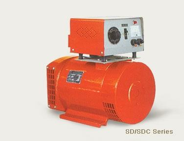 SD/SDC Series Single-phase Generator