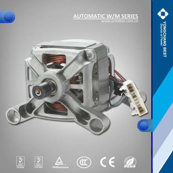 asynchronous electrical automatic motor